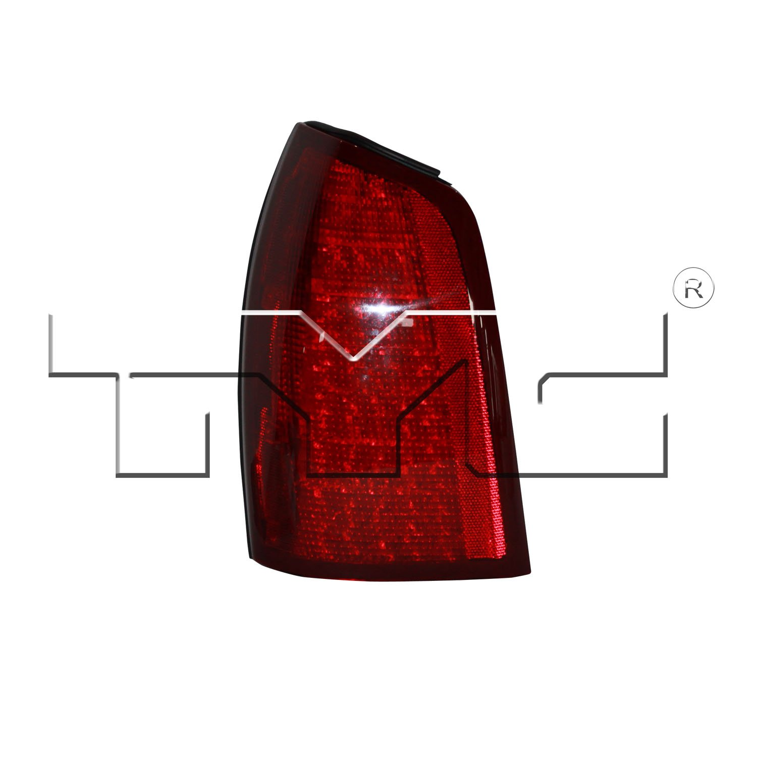 2005 Cadillac Deville Tail Light Embly Ty 11 5940 00 1