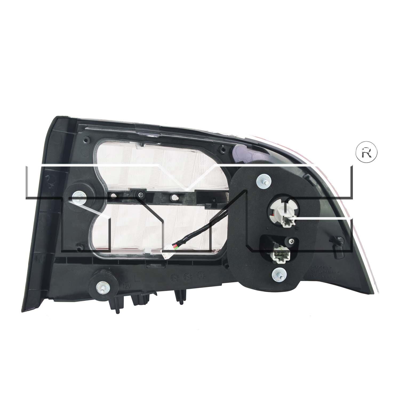 Acura TL Tail Light Assembly AutoPartsKartcom - Acura tl tail lights