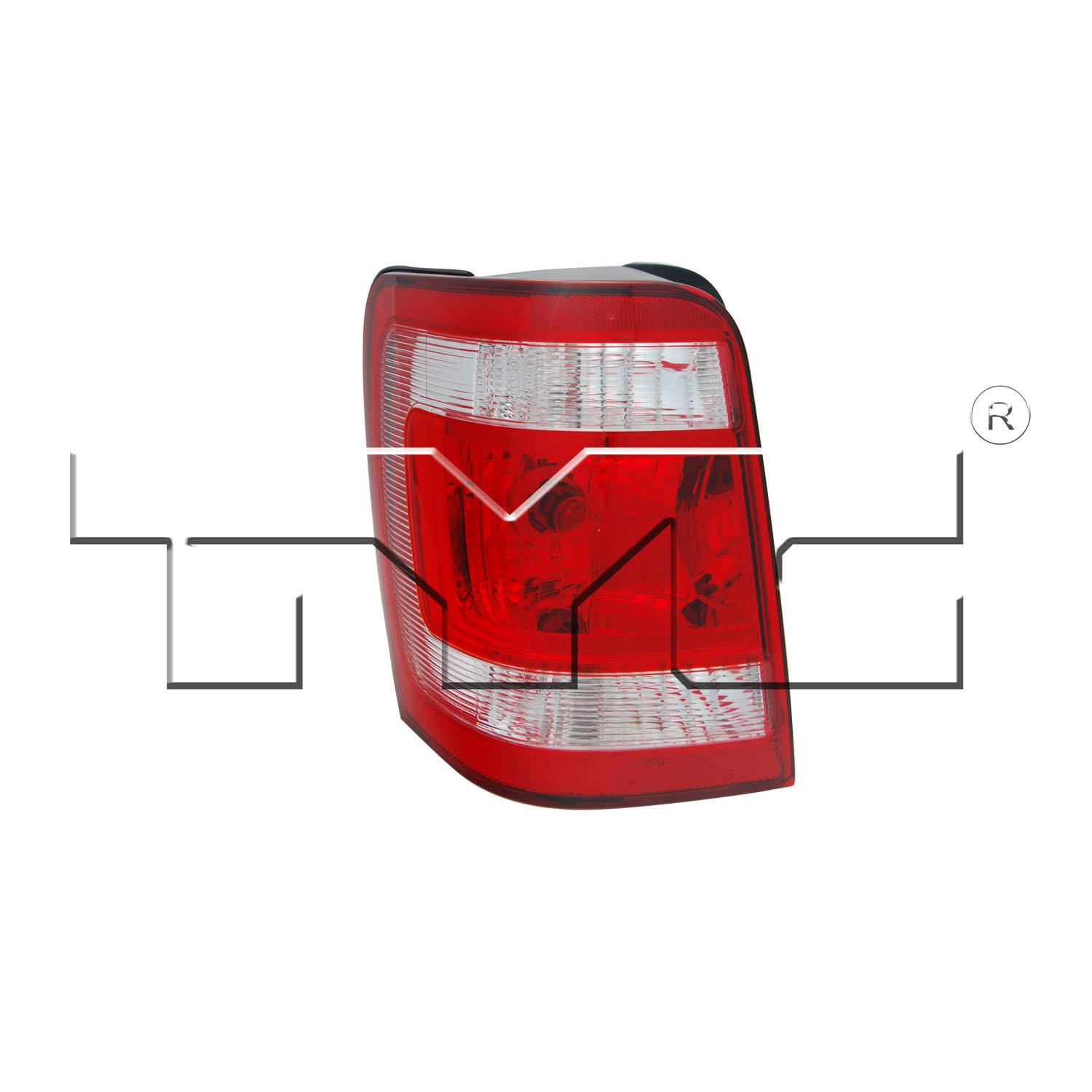 2009 Ford Escape Tail Light Embly Ty 11 6262 01 1