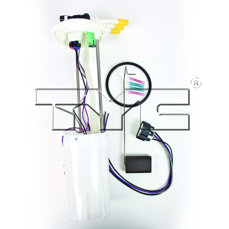 1998 Isuzu Hombre Fuel Pump Module Assembly Wiring Diagram Ty 150010
