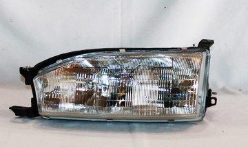 1993 Toyota Camry Headlight Embly Ty 20 1771 00