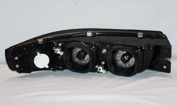 1998 Buick Lesabre Headlight Embly Ty 20 5195 00