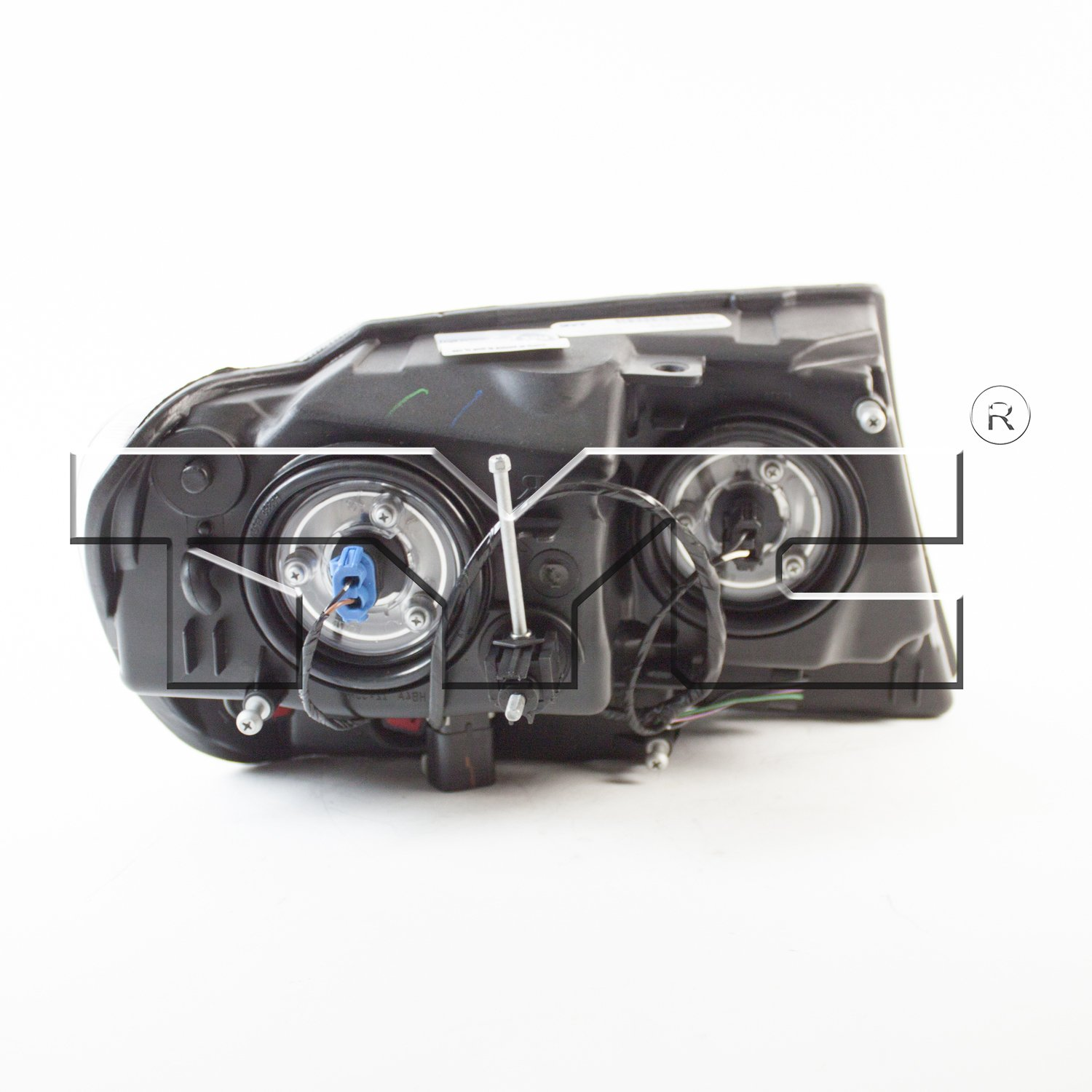 2002 Jeep Grand Cherokee Headlight Assembly TY 20 5576 00 1 ...