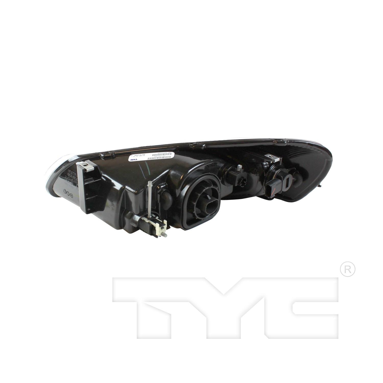 2001 Chrysler Sebring Headlight Embly Ty 20 6041 00 1