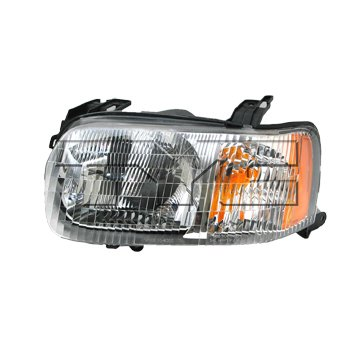 2002 Ford Escape Headlight Embly Ty 20 6050 00 1