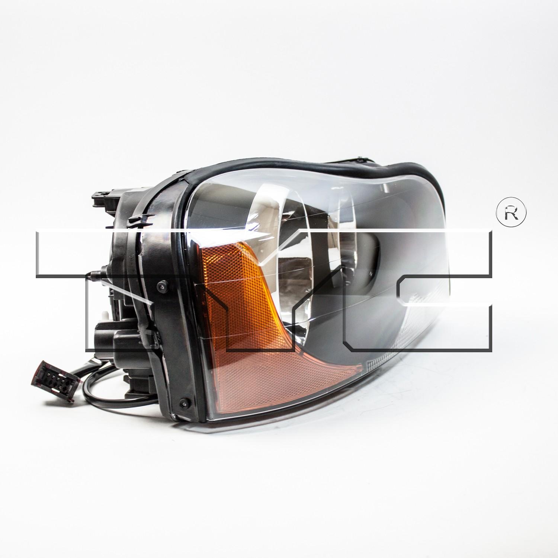 2004 Volvo Xc90 Headlight Assembly Autopartskart Com