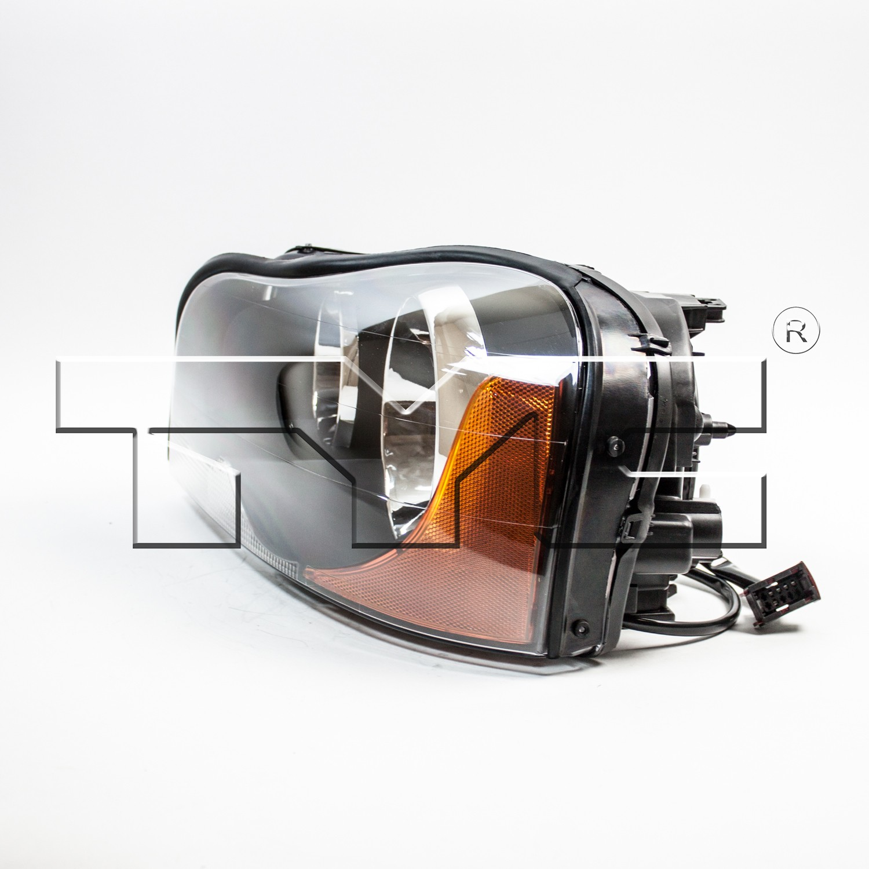 2012 Volvo Xc90 Headlight Assembly Autopartskart Com