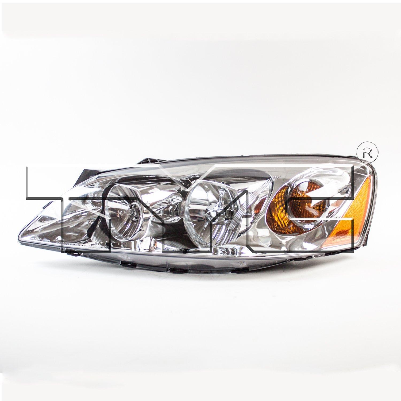 2007 Pontiac G6 Headlight Embly Ty 20 6678 00 1