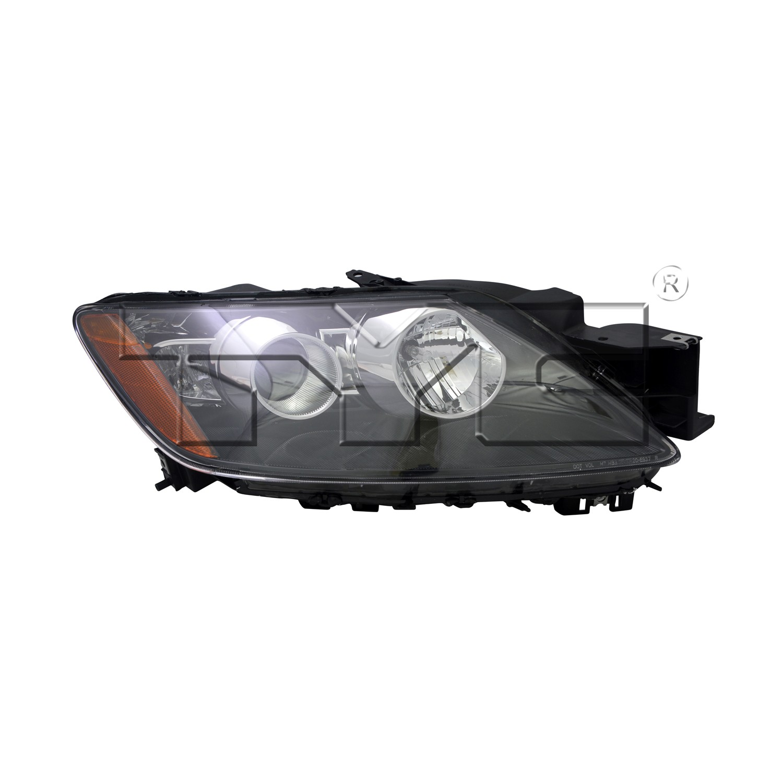 2011 Mazda Cx 7 Headlight Assembly 9 Wiring Schematic Ty 20 6937 90 1