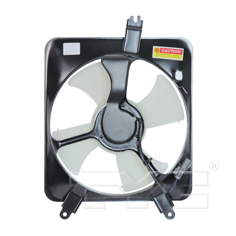 1997 acura cl a c condenser fan assembly autopartskart com rh autopartskart com