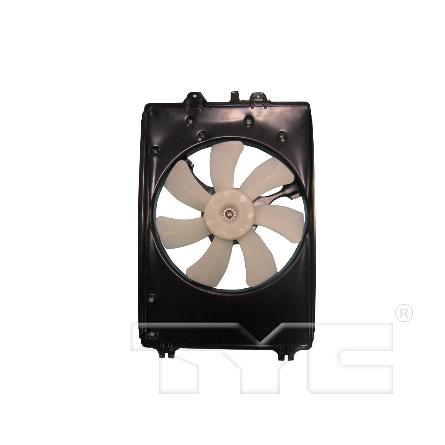 A//C Condenser Fan Assembly-AWD TYC 611380