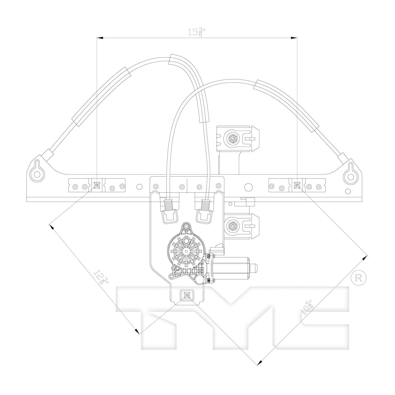 2004 GMC Envoy XUV Power Window Motor and Regulator embly ... Wiring Diagram Gmc Midgate on 2004 gmc silverado 3500 wiring, 2004 gmc stereo wiring, 2004 gmc radio, 2004 gmc speedometer, 2001 gmc sierra transmission diagram, 2004 gmc envoy, 2004 gmc oil filter, 2004 gmc transmission, 2004 gmc ignition switch, 2004 gmc fuel gauge, 2004 gmc headlight, 2004 gmc compressor, 2004 gmc water pump, 2004 gmc ford, 2004 gmc wheels, 2004 gmc neutral safety switch, 2004 gmc alternator, 2004 gmc 6 inch lift, 2004 gmc dash lights, 2004 gmc motor,