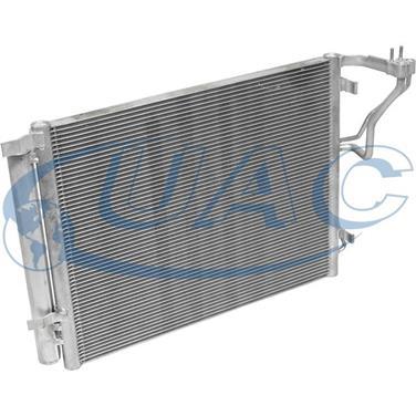 A//C Condenser-Condenser Parallel Flow UAC fits 2016 Kia Optima 2.4L-L4