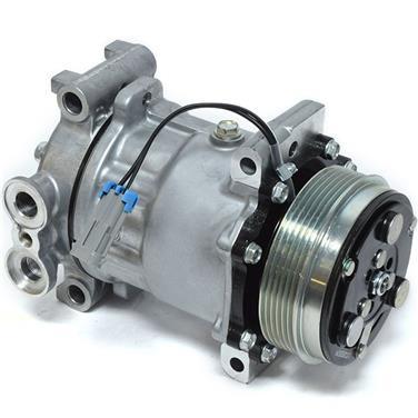 2002 GMC Sierra 2500 HD A/C Compressor | AutoPartsKart com
