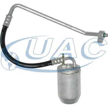 UAC HA 10689C A//C Receiver Drier with Hose Assembly