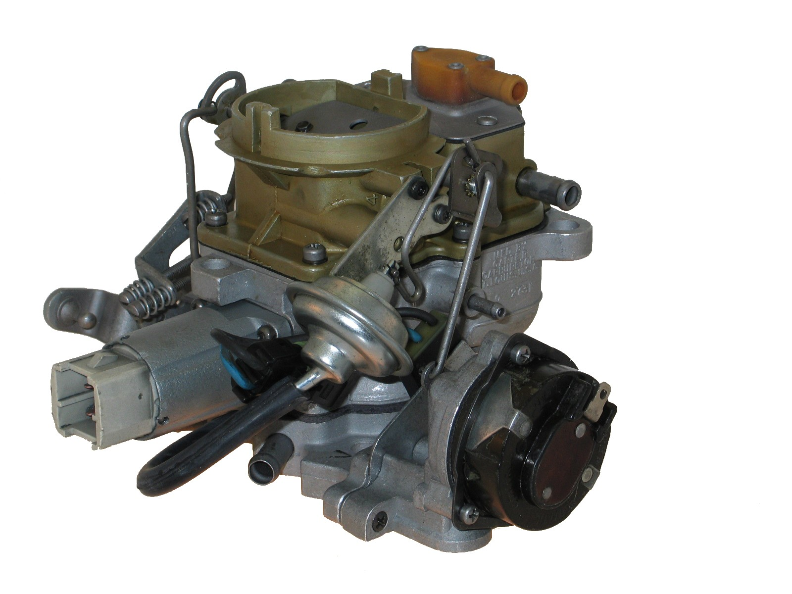 1983 Jeep CJ7 Carburetor Uremco 10-10077
