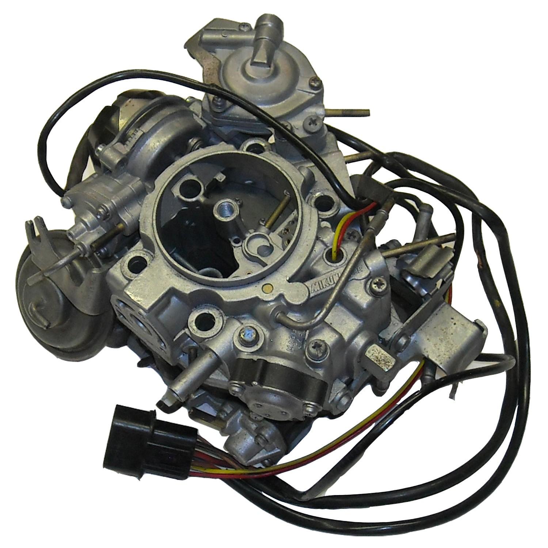 1988 Mitsubishi Mighty Max Carburetor UO URC-CR285