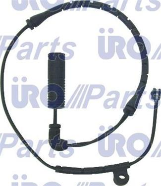 Disc Brake Pad Wear Sensor-Brake Pad Sensor Wires Front Centric 116.34014