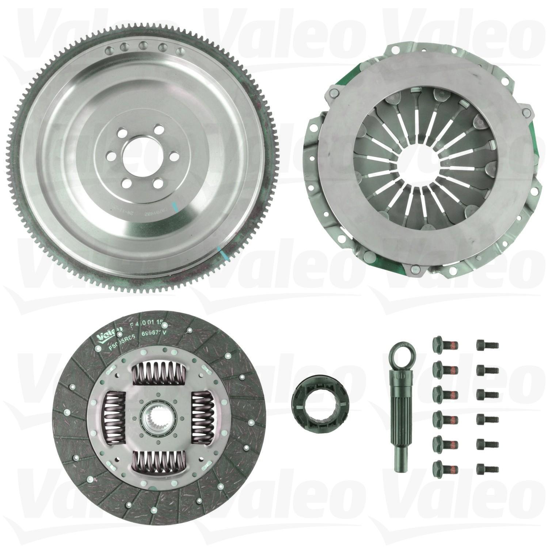 1998 Volkswagen Passat Clutch Flywheel Conversion Kit V3 52285615