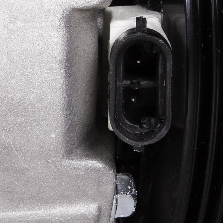 Carbolook Hose /& Stainless Blue Banjos Pro Braking PBR8185-CAR-BLU Rear Braided Brake Line