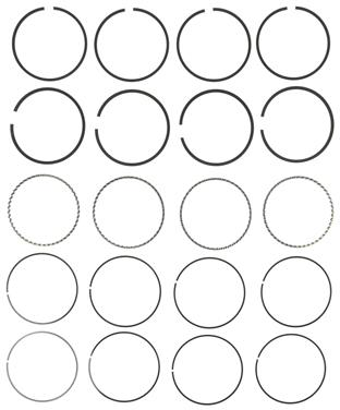 MAHLE 41869CP Premium Moly Piston Ring Set