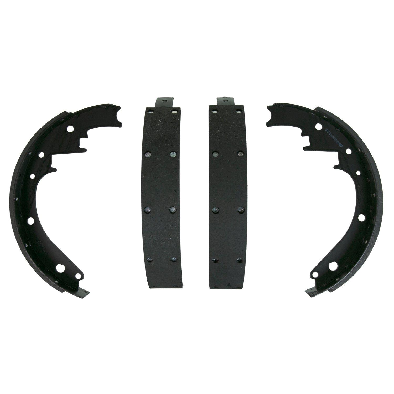 Drum Brake Shoe Rear,Front Power Stop B228