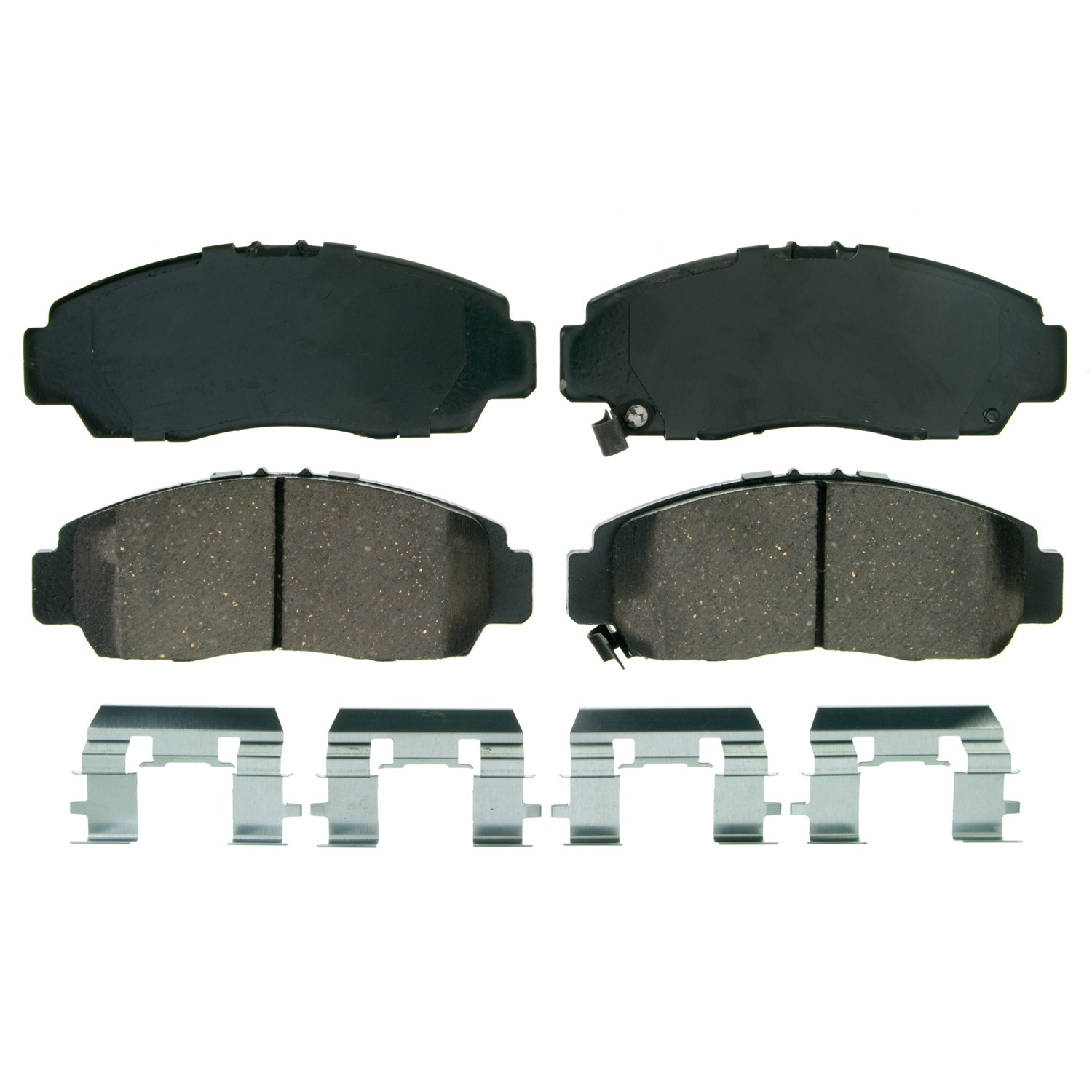New Centric 2-wheel set Brake Pad Front Coupe Sedan For Honda Accord 102.09590
