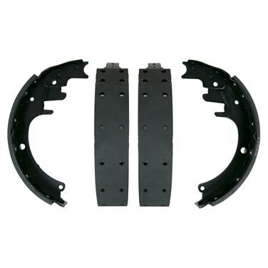 1998 GMC C2500 Suburban Drum Brake Shoe WB Z655R
