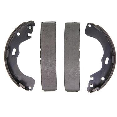 Drum Brake Shoe-Premium Brake Shoes-Preferred Rear Centric 111.07600