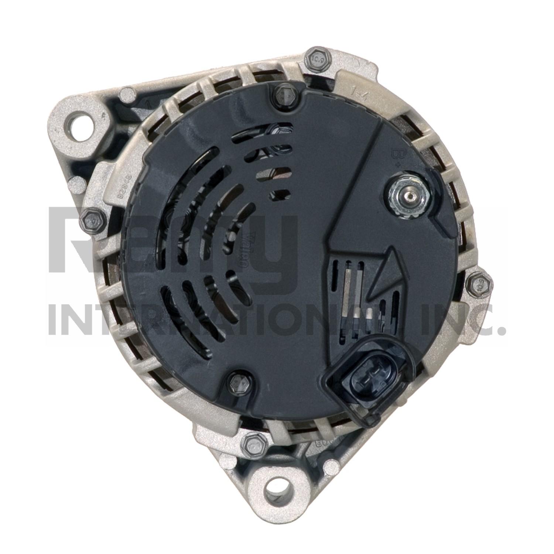 A011-154-72-02 Alternator Fits Mercedes-Benz C230 2.3L 2002 011-154-72-02