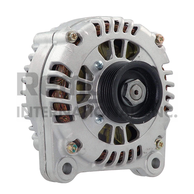 Remy 20204 Premium Remanufactured Alternator