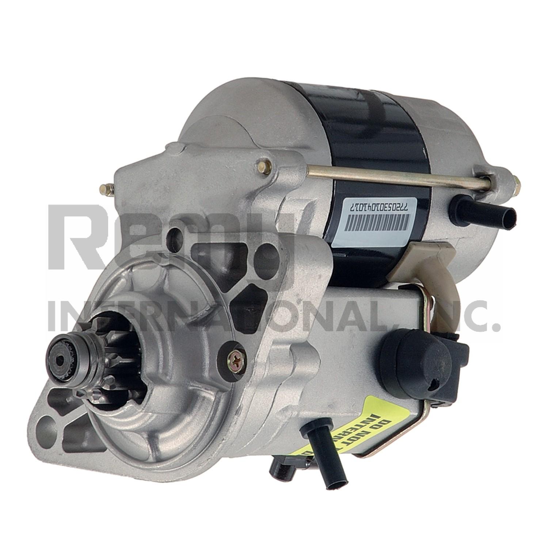 Acura Integra Starter Motor AutoPartsKartcom - Acura integra starter