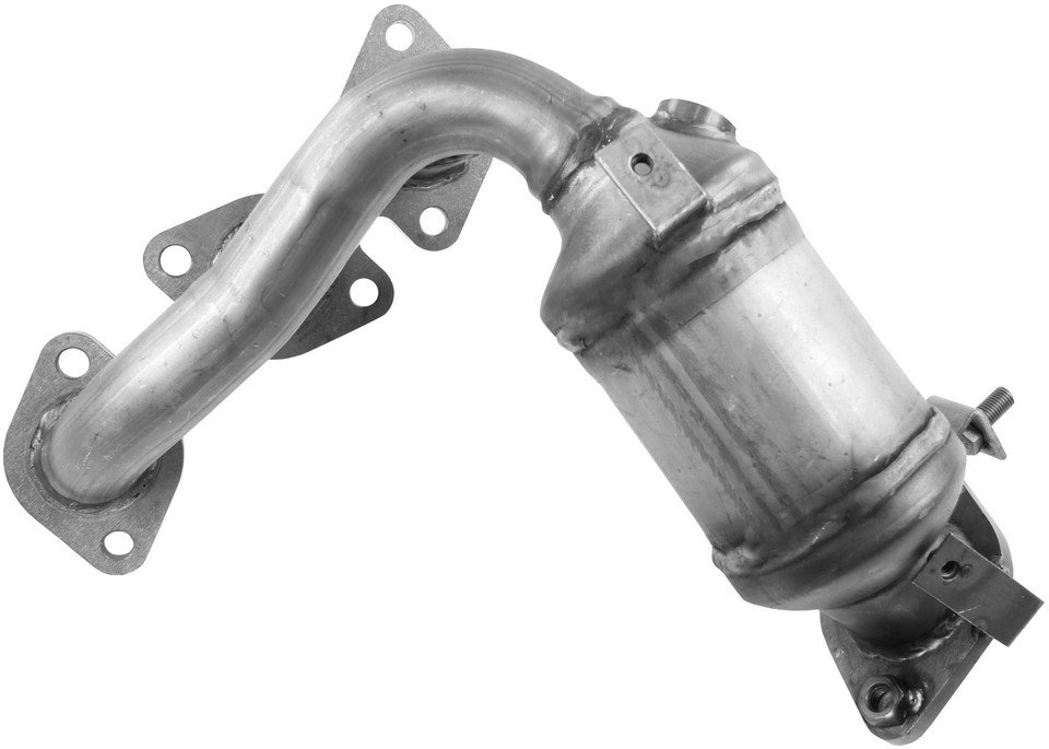 1999 Toyota Solara Exhaust Manifold With Integrated Catalytic Converter Wk 16396: 1999 Toyota Solara Exhaust System At Woreks.co