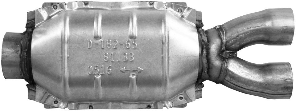 Catalytic Converter-Exact-Fit Davico Exc CA 17022