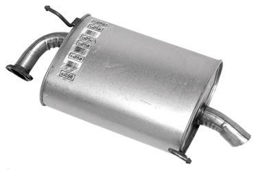 2001 Honda Accord Exhaust Muffler Assembly WK 53258