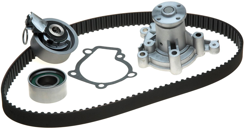 2007 Kia Sportage Engine Timing Belt Kit with Water Pump