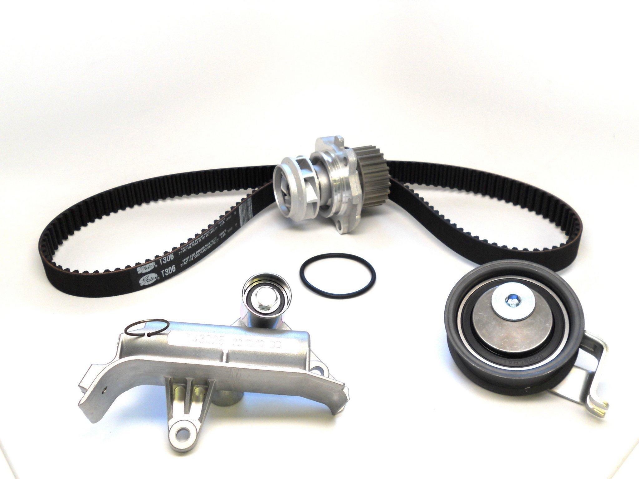 Gates TCKWP306 Engine Timing Belt Kit with Water Pump