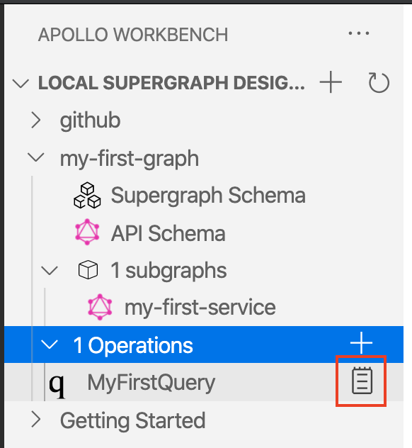 View Query Plan
