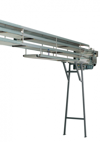 Glimek ICP intermediate conveyor proofer for regulating dough bread resting time in bakeries