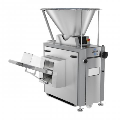 Glimek SD300 automatic suction dough bread divider adapted for heavy-duty production