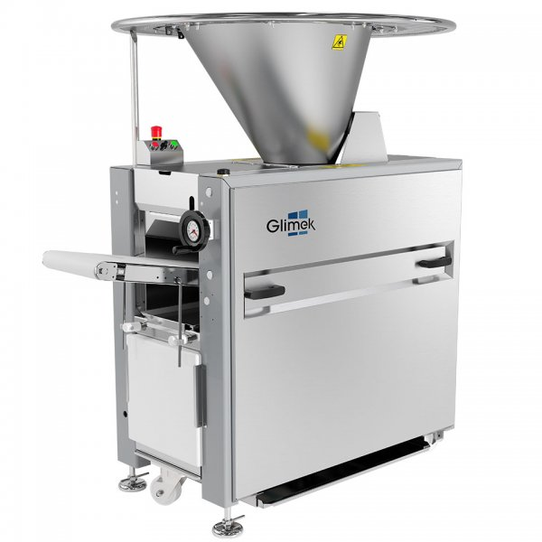 Automatic suction dough bread divider SD180 for bakeries, bakery, bread line, make up line Glimek
