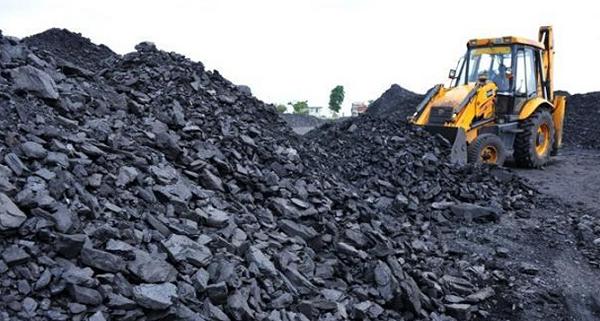 batubara pabrik industri