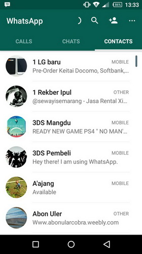 Cara Menghapus Kontak Whatsapp Secara Cepat Dan Tidak Ribet Futureloka