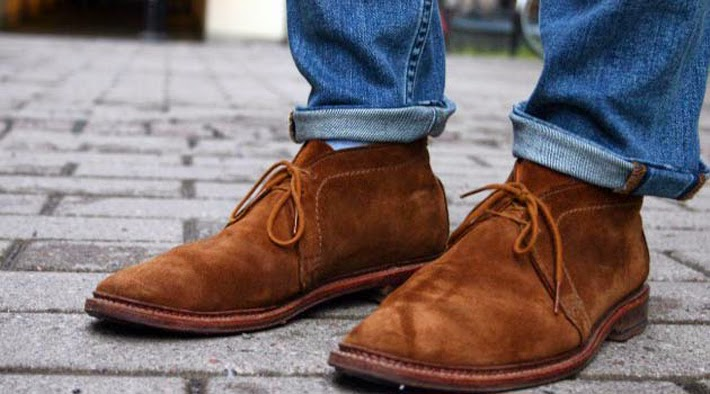 Cara Merawat Sepatu Kulit Suede d20d35f721