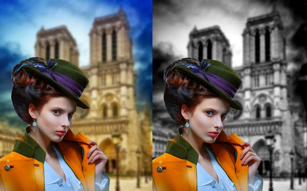 6 photo layers