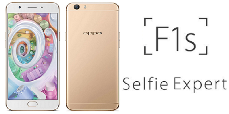 (1) Oppo-F1s