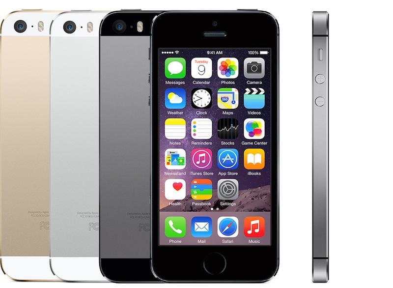 (2) iPhone-5s