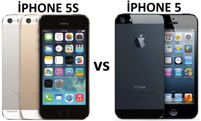 Beda Iphone 5 dan 5s
