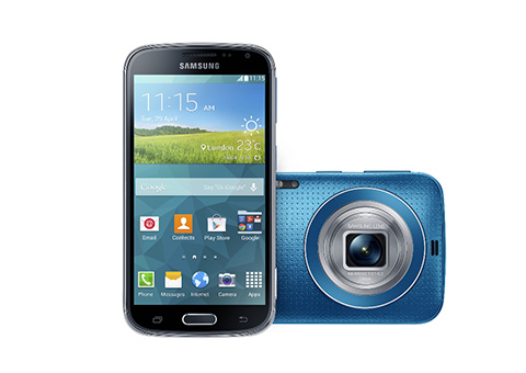 samsung galaxy k-zoom