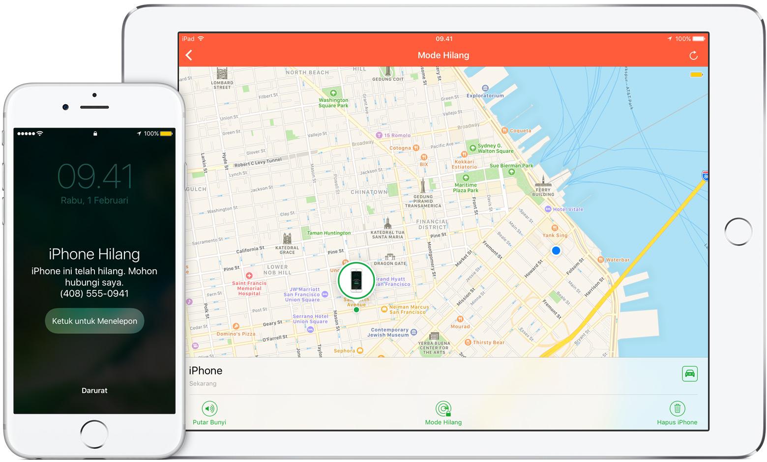 Cara Mudah Melacak iPhone yang Hilang Menggunakan IMEI dengan